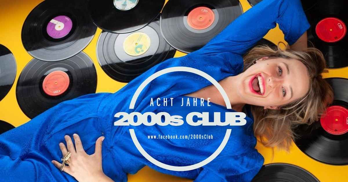 ACHT JAHRE 2000s CLUB: Stream Party! event impressions #1
