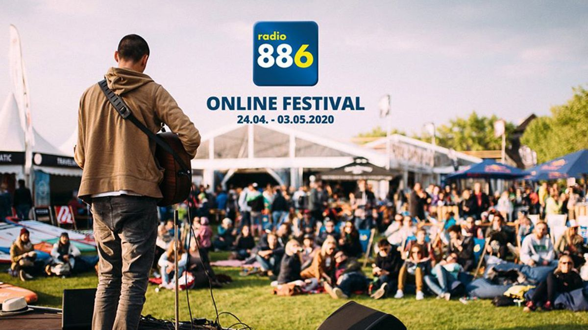 88.6 Unplugged Online Festival 2020 event impressions #1