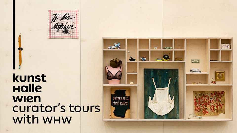 Curator's Tours - What, How & for Whom / WHW event impressions #1