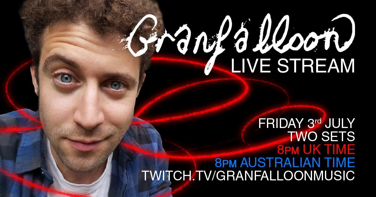 Granfalloon live stream - July event impressions #1