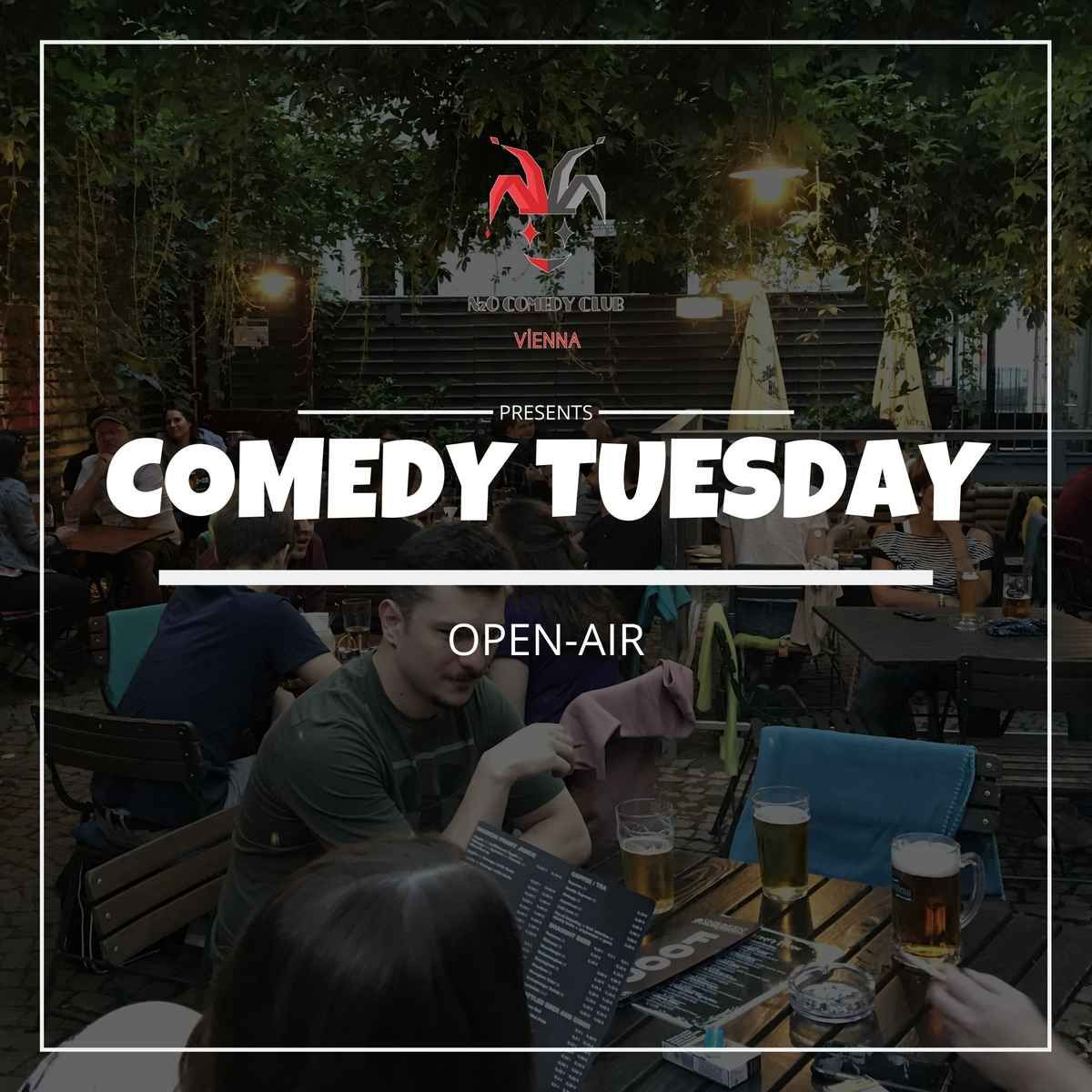 Comedy Tuesday Open-Air at Shebeen event impressions #2