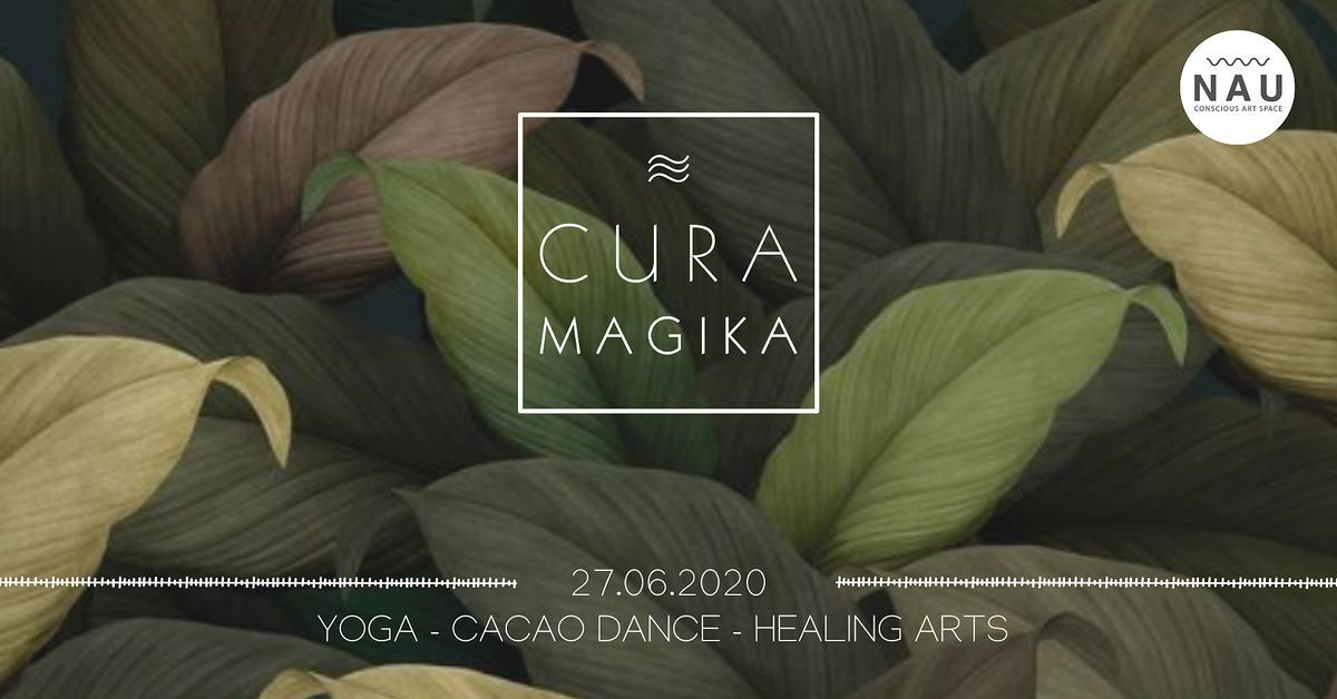 Cura Magika - Mini-festival for conscious art event impressions #1