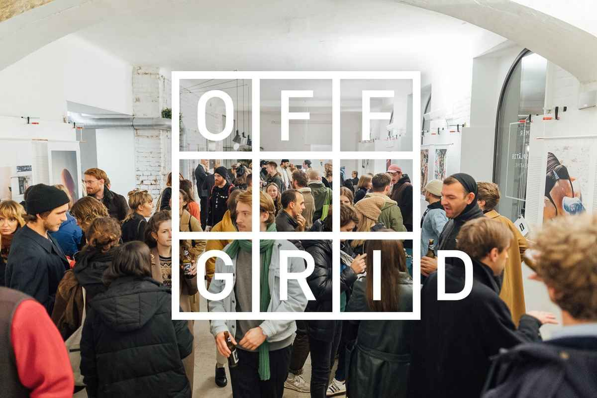 OFF GRID - Independent Foto Festival Wien event impressions #1