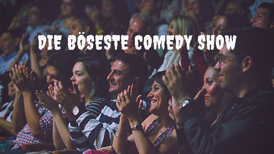 Die böseste Comedy Show #2 event impressions #2