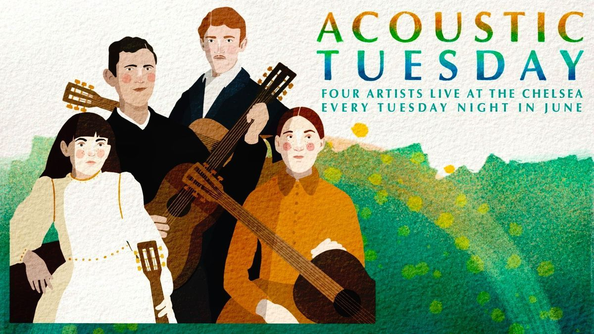 Acoustic Tuesday Cover Night event impressions #1