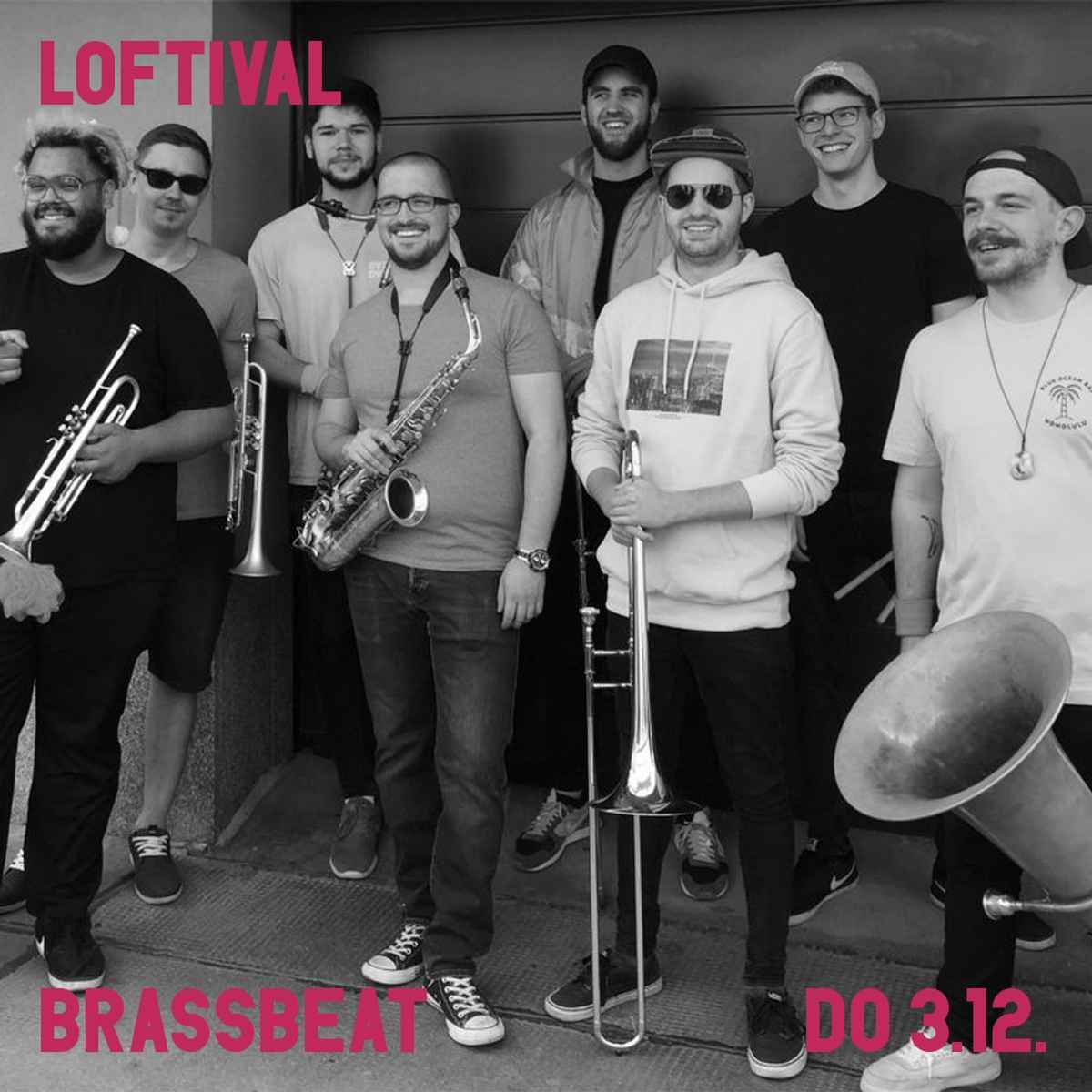 Loftival hosted by Phat Jam mit Byrd & Brassbeat event impressions #3