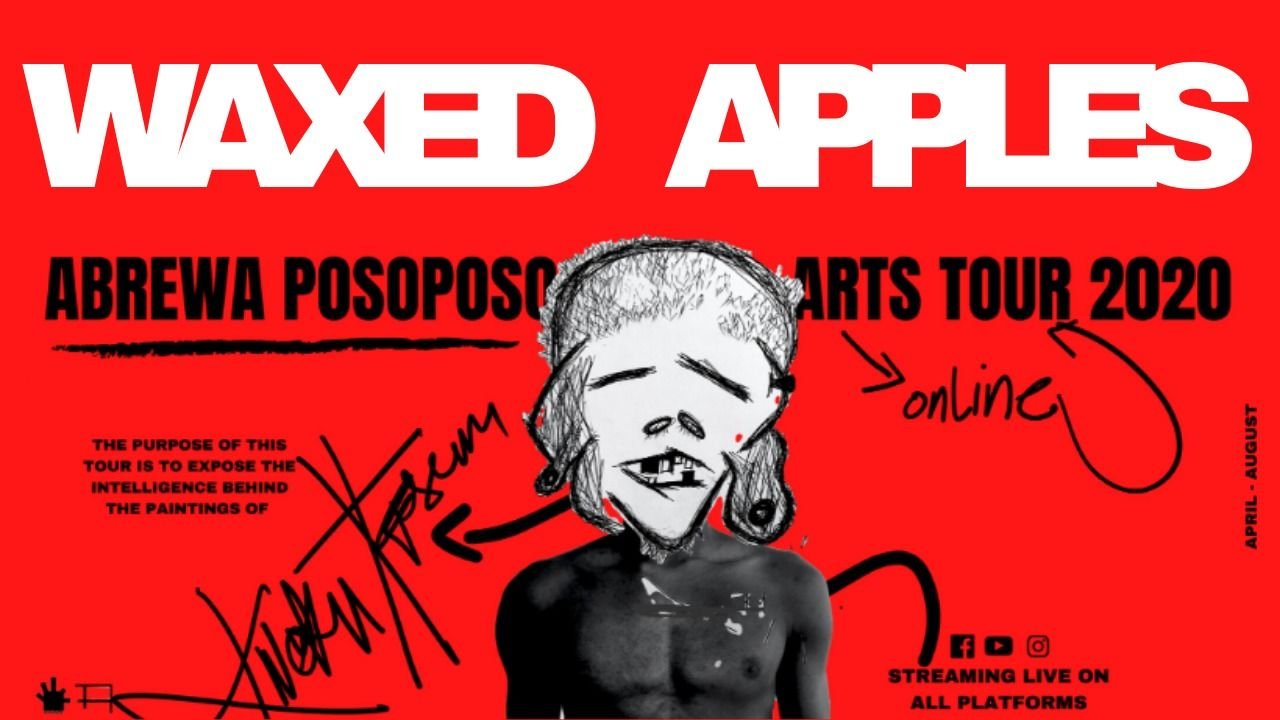WAXED APPLES event impressions #1