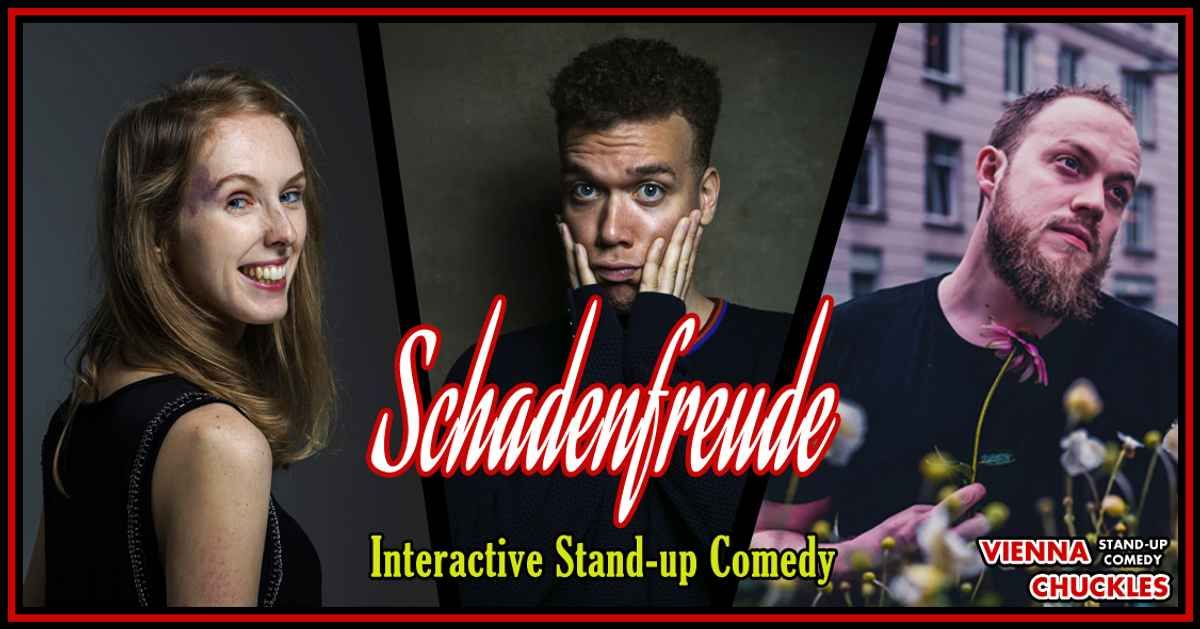 Schadenfreude: Interactive Stand-up Comedy! event impressions #1