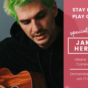 Guitar Lesson with James Hersey event impression #1