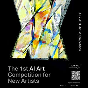 The 1st AI Art Competition for New Artists event impression #1